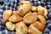 Parker House Rolls - Perfect for the Holidays!