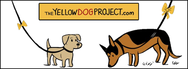 The Yellow Dog Project https://www.facebook.com/TheYellowDogProject